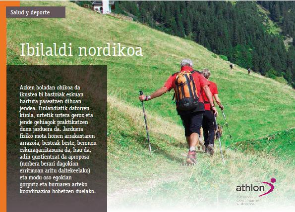 ibilaldi nordikoa