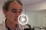 Behobia-Donostia  lasterketaren  gainean  Alberto  Garai  kirol  medikua.  GOIENA
